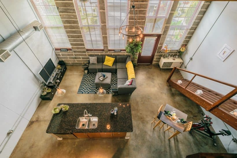 Box Factory Loft in Tampa