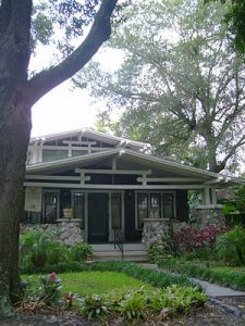 Historic Districts Tampa-Hyde Park, Seminole Heights, Palma Ceia