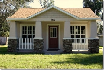 New Construction Tampa-Backyard Bungalow Style!