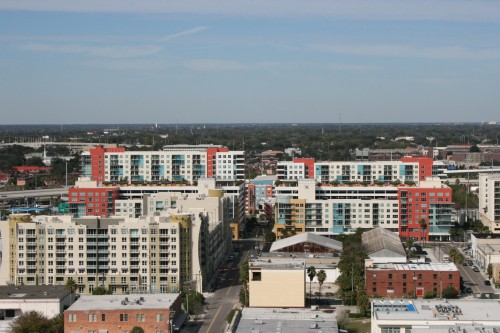 Grand Central Condo in Channelside For Sale-Extra Large Balcony!