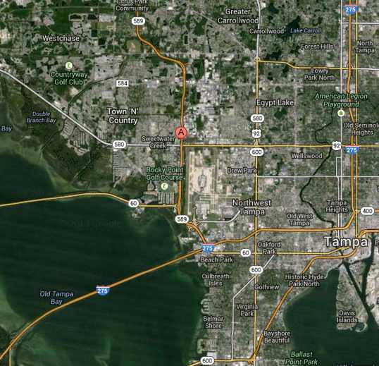 Neighborhoods Near Bristol-Myers Squibb |BEST Places To Live in Tampa, Fl