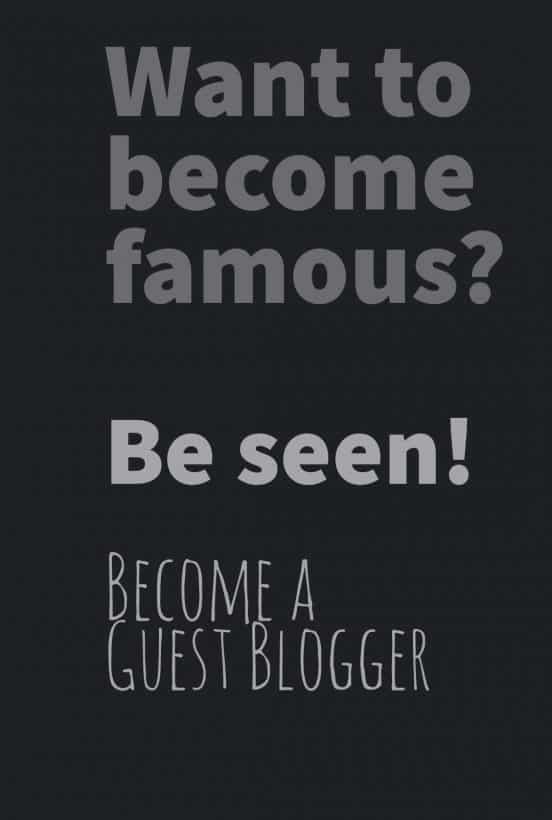 Guest Blogging for Real Estate