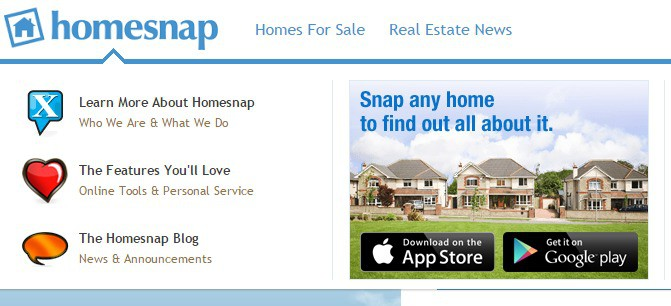 Homesnap Real Estate Homes for Sale HomeSnap App