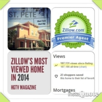 Zillow's Most Viewed Home in 2014|Over 187,000 Views|HGTV Magazine