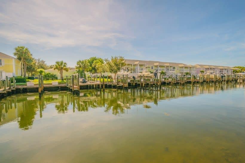 Waterside at Coquina Key