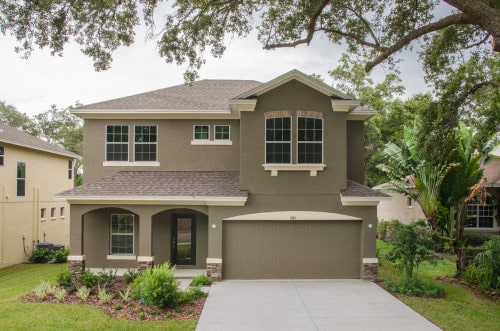 New Construction Homes in Tampa Heights, Seminole Heights, Riverside Heights