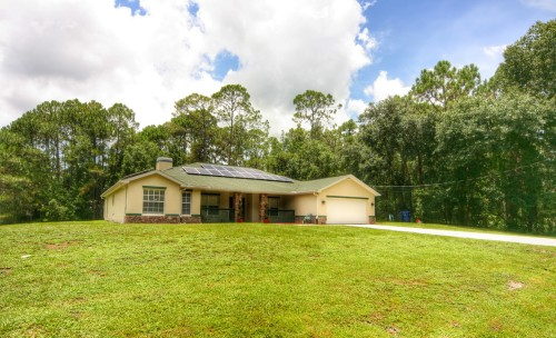 Tampa Solar Powered NET-ZERO Energy Home Goes Up For Sale