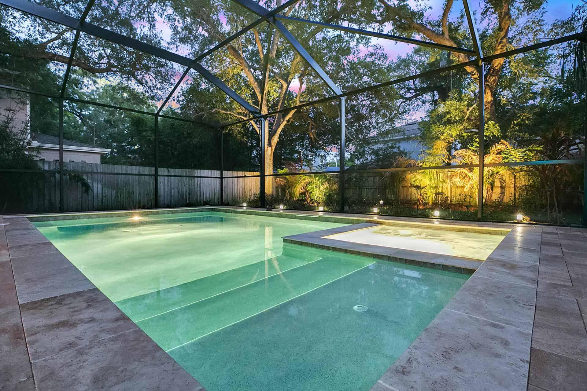 Pool Home South Tampa