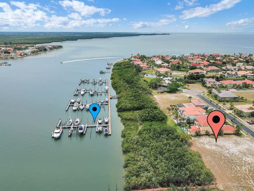 Andalucia Waterfront Lot For Sale