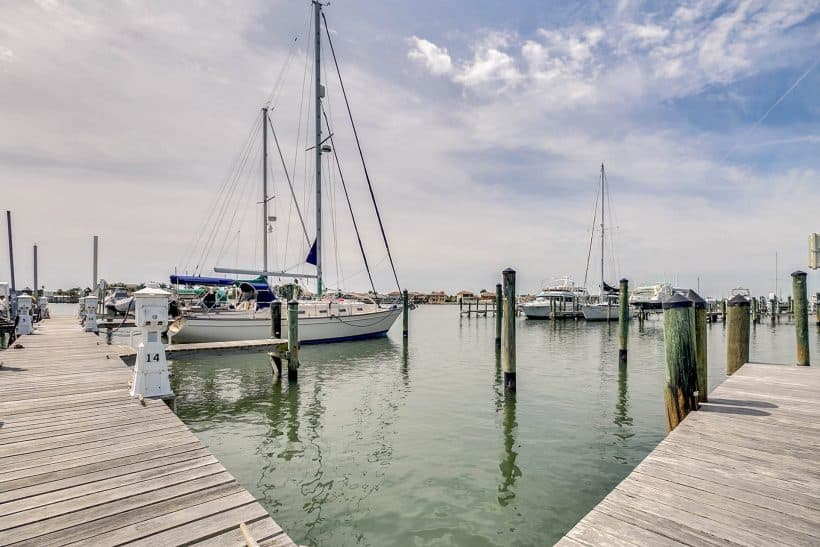 best boating community tampa