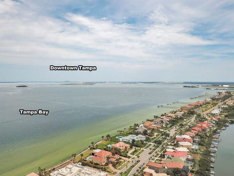 Andalucia Waterfront Community Tampa