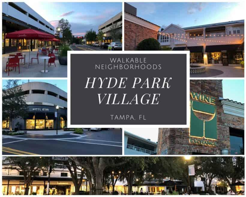 Hyde Park Village Tampa | Best Walkable Neighborhood