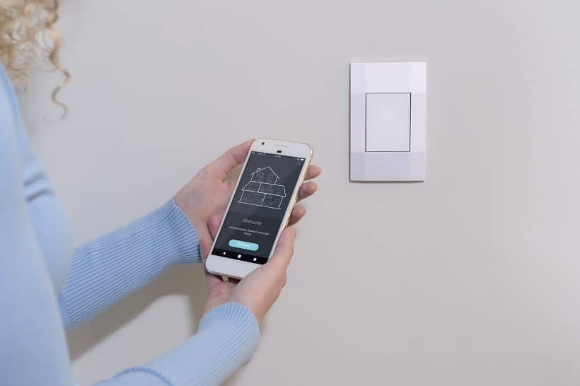 Deako Smart Light Switch, Dimmer