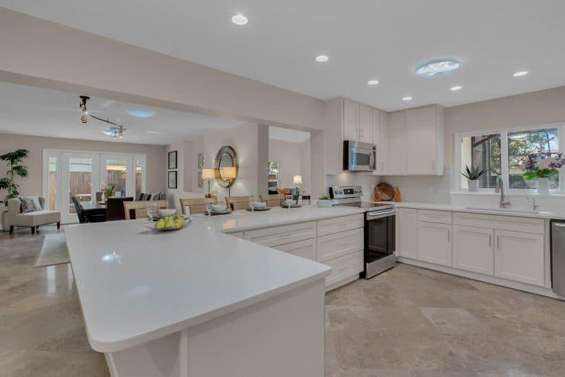 4410 Melrose-Newly Remodeled Kitchen