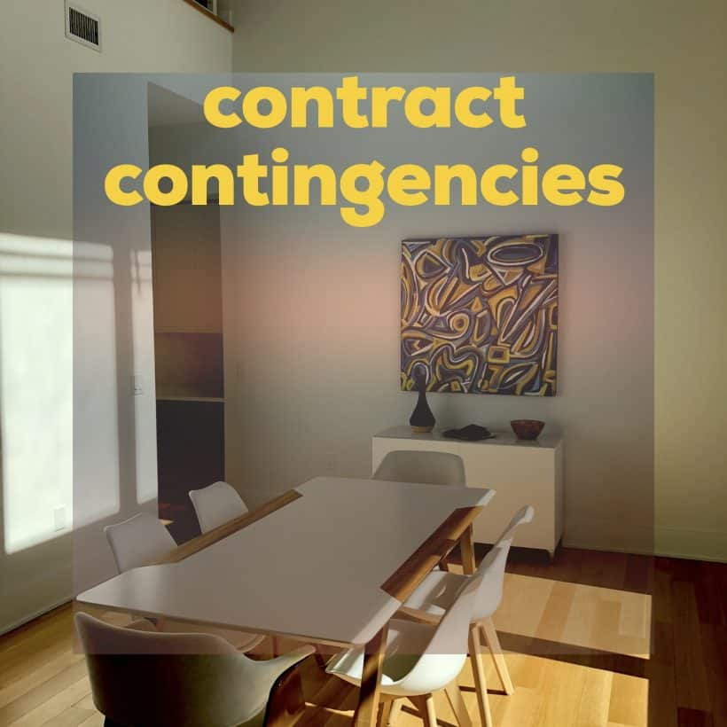 Appraisal Contingencies Florida