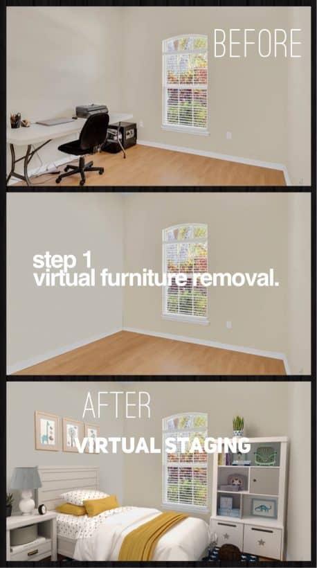 Virtual Staging Realtor Tampa